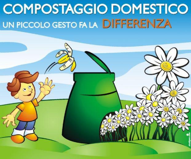 Rifiuti, al via le adesioni per il compostaggio domestico