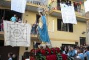 La processione della Madonna del mese di Maggio, il racconto di una lettrice