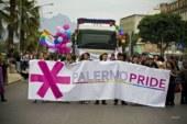 Una misilmerese testimonial del Palermo Pride 2012