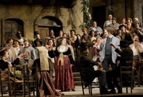 """Progetto Comenius: Oggi pomeriggio in scena """"Cavalleria Rusticana"""""""