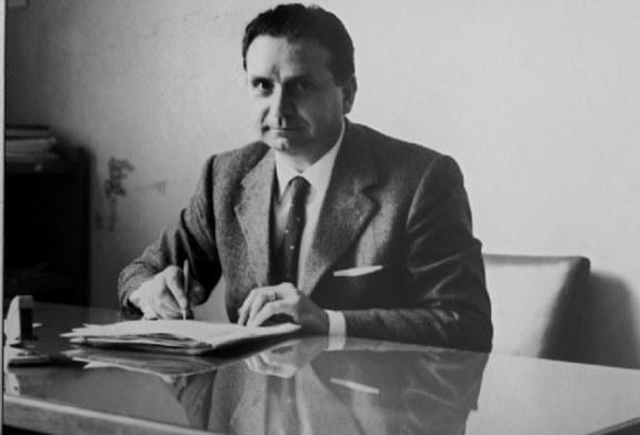 Il 19 Gennaio 1925 nasceva a Misilmeri Rocco Chinnici