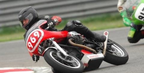 Campionato nazionale moto d'epoca sale sul podio un misilmerese