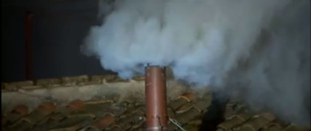 Fumata bianca: HABEMUS PAPAM !!!!!!!