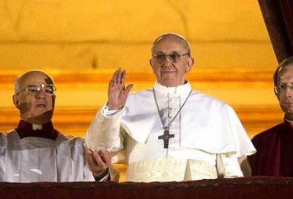 Jorge Mario Bergoglio è Papa Francesco