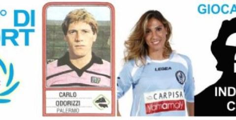 Odorizzi e il Napoli calcio femminile a 360° di Sport su Tse. In studio la Tori. CLub