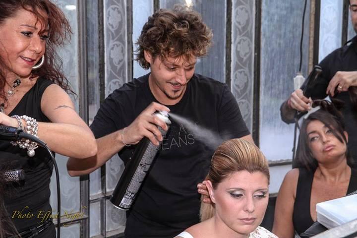 Un Parrucchiere misilmerese al festival di Sanremo