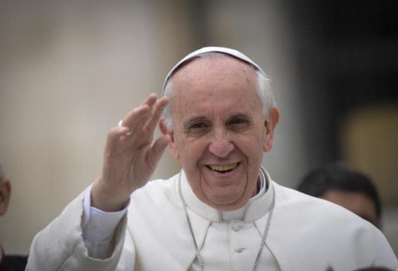 La Confraternita del SS. Sacramento ha incontrato il Papa