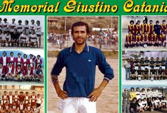 Domenica scende in campo il cuore: Memorial Giusto Catania