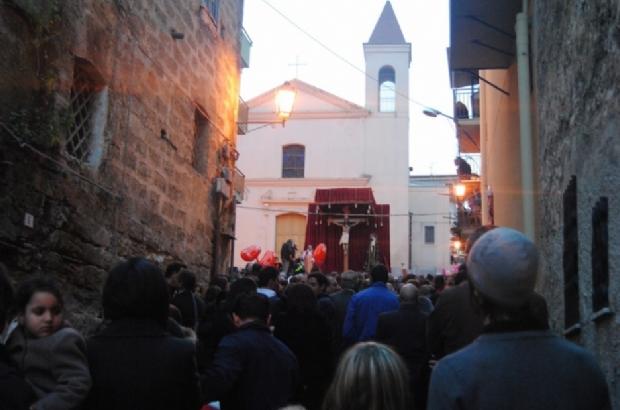 """Il Venerdì Santo a Misilmeri: """"a calata ra testa"""""""