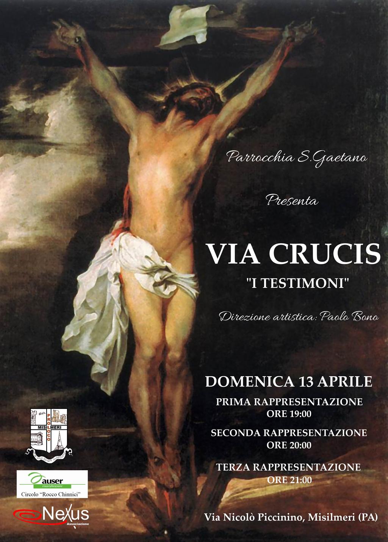 """La Via Crucis di """"San Gaetano"""""""