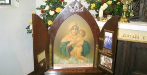 Madonna Pellegrina di Schoenstatt a Misilmeri