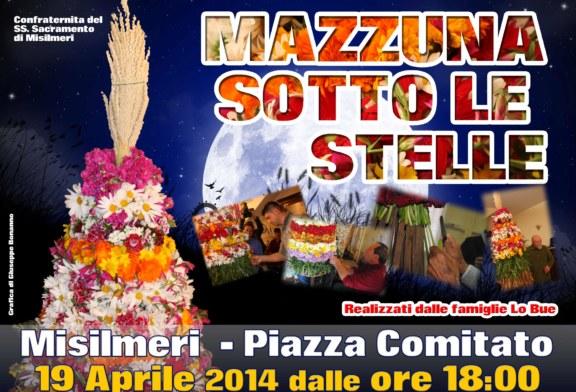 """A """"cunzata ri mazzuna"""" in Piazza Comitato"""