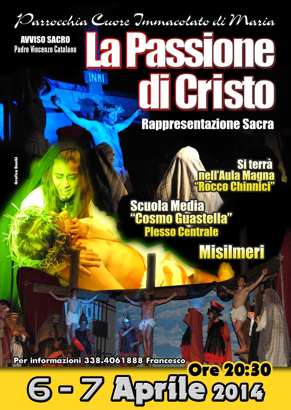 """La Passione di Cristo della """"Chiesa Nuova"""", stasera si replica"""