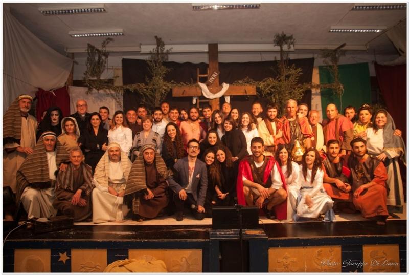 La Passione di Cristo della Chiesa Nuova [foto]