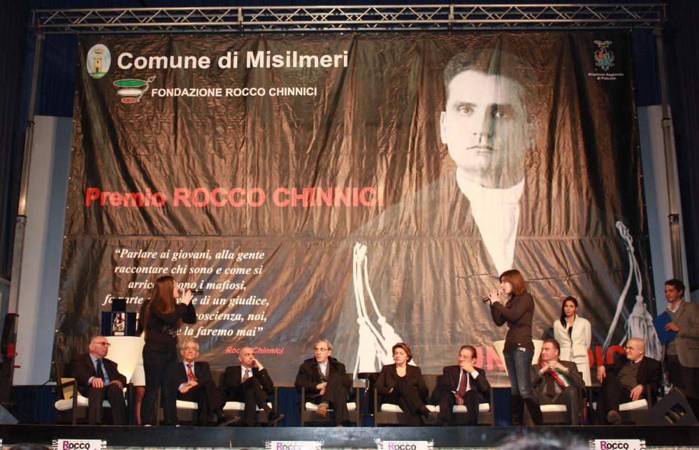 Che fine ha fatto il premio Rocco Chinnici?
