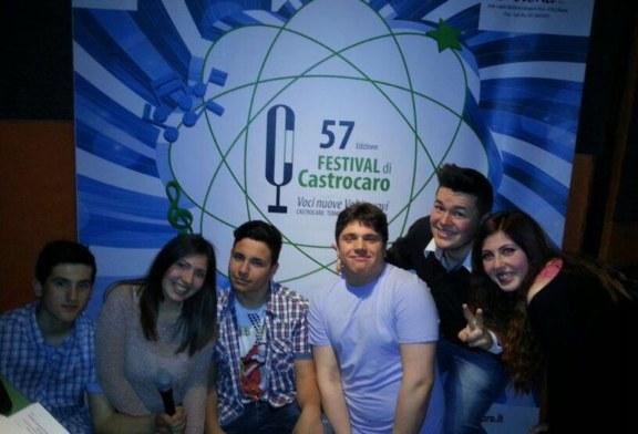 Ecco i 4 selezionati per il Festival di Castrocaro