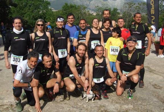 La Marathon Misilmeri al Trail di Monte Pellegrino [foto]