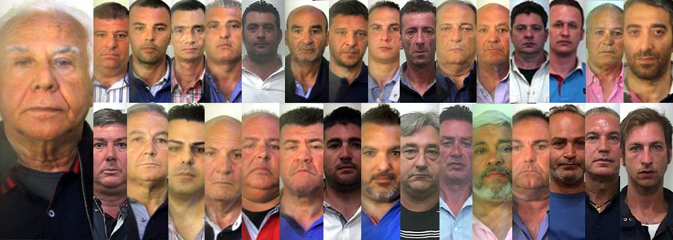 Mafia: Arresti nella notte, azzerato il mandamento mafioso di Bagheria