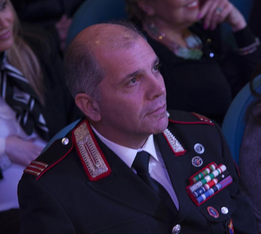 Carabinieri, il Maresciallo Bruno lascia Misilmeri