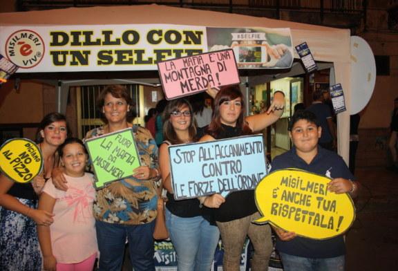 Notte Bianca: I giovani dicono NO alla mafia [Foto]