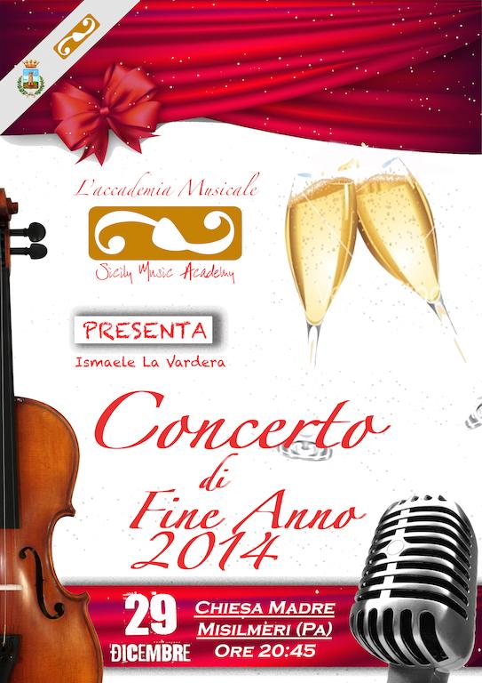 """Arriva il """"Concerto di Fine Anno"""" della Sicily Music Academy"""