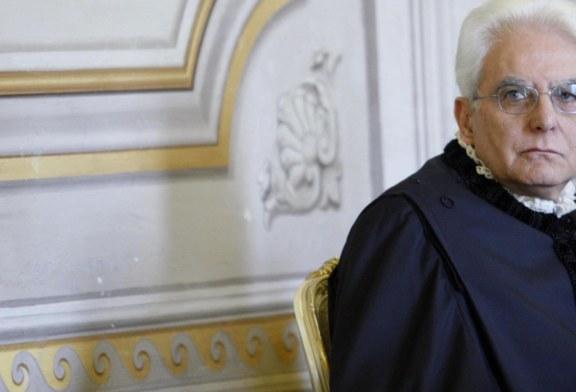 Sergio Mattarella è il 12esimo Presidente della Repubblica Italiana