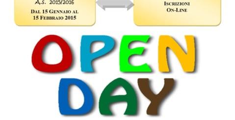 Scuola Media Cosmo Guastella, Open Day al plesso di Portella di Mare
