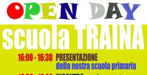 La scuola Salvatore Traina apre le porte