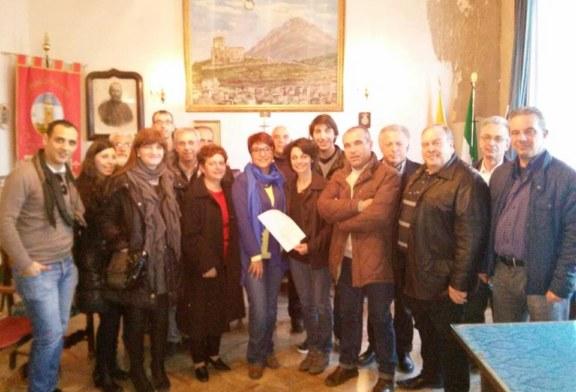"""Incontro """"La Bussola"""" – amministrazione per la gestione degli impianti idrici comunali."""