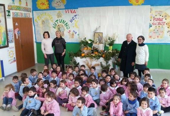 """La """"Tavolatina di San Giuseppe"""" al """"Monsignor Romano"""" [foto]"""