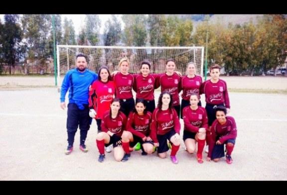 Calcio femminile. Il 15 marzo la Don Lauri incontra il Marsala