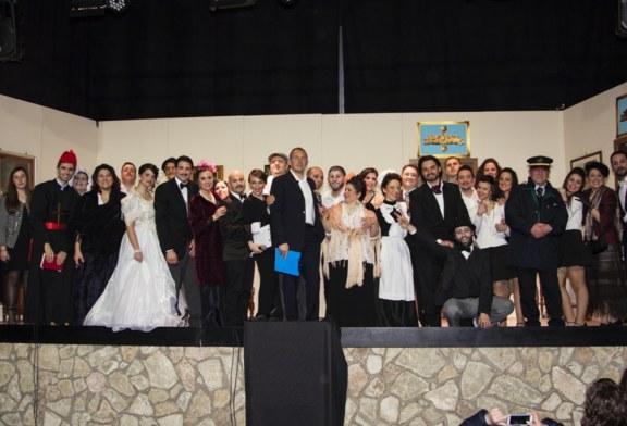 Grande esordio per la compagnia Teatrando [foto]