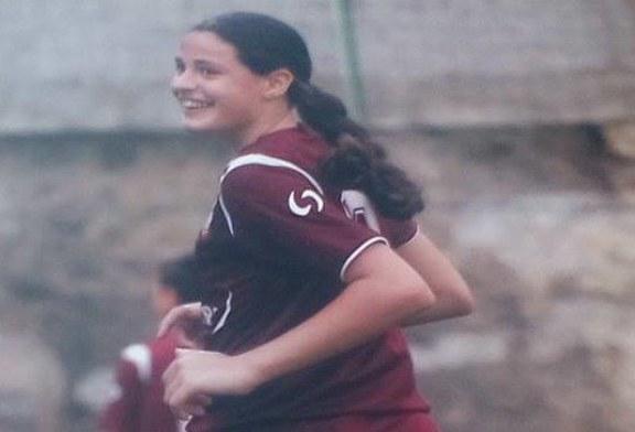 Calcio, Angela Gigliotta convocata nella rappresentativa siciliana