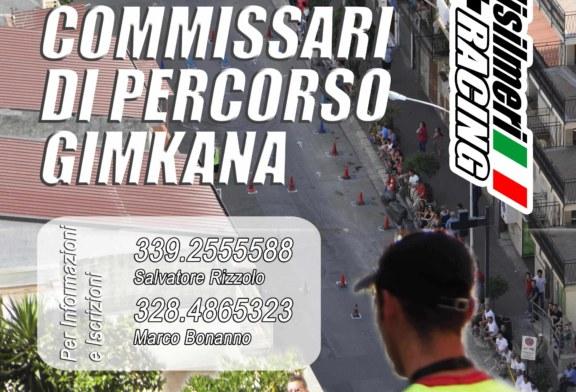 Corso commissari di percorso Gimkana, giovedì 21 maggio
