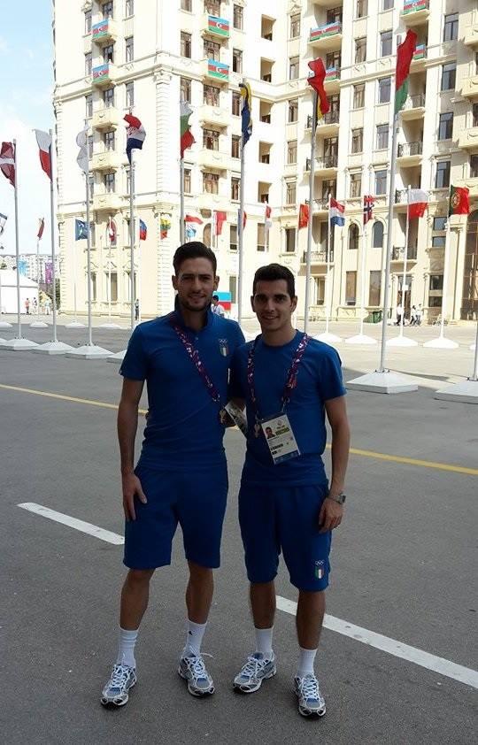 Europei 2015, a Baku anche il belmontese Greco