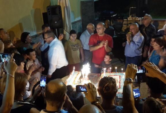 I 40 anni di Padre Francesco, Chiesa Nuova in festa