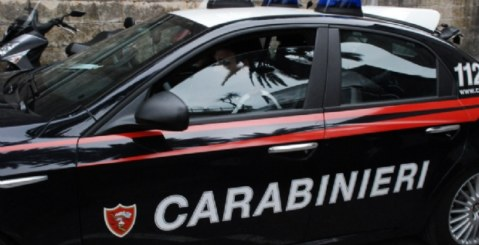 Sorpreso a rubare in pieno centro, Carabinieri arrestano 38enne