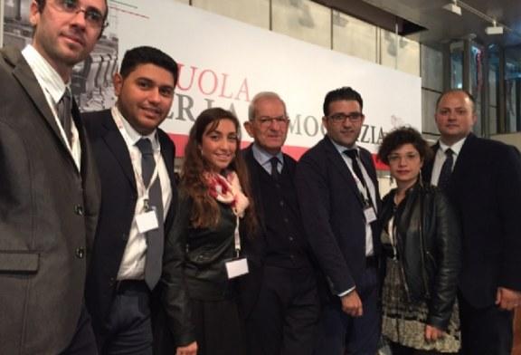 Roberta Tripoli ad Aosta per un corso di alta formazione politica