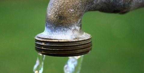 Acqua, interruzione dell'erogazione fino a Domenica
