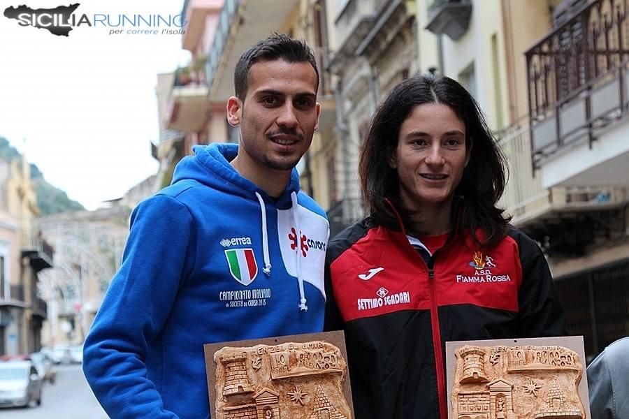Vincenzo Agnello trionfa alla Christmas Run (Foto)