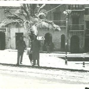 misilmeri antica piazza comitato neve