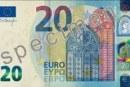 La nuova banconota da 20€
