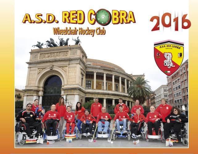 I Red Cobra presentano il calendario 2016 alla Mondadori di Palermo