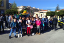 """Gli alunni del Landolina visitano la caserma """"Turba"""""""