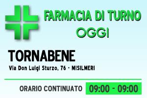 Farmacia di turno – TORNABENE