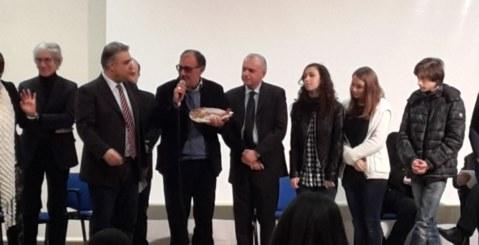 Giornata della trasparenza, premiato Giovanni Furnari