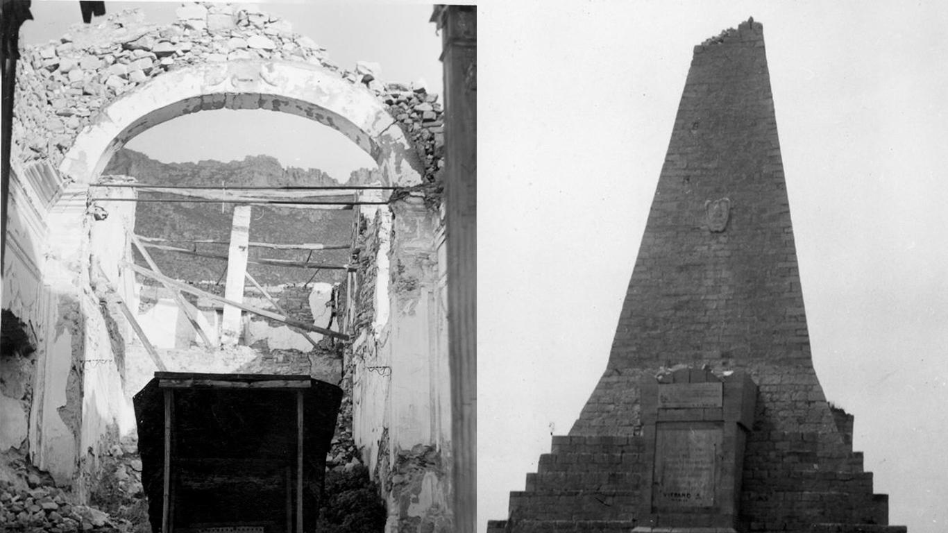 Il 15 gennaio 1940, il terremoto che danneggiò Gibilrossa