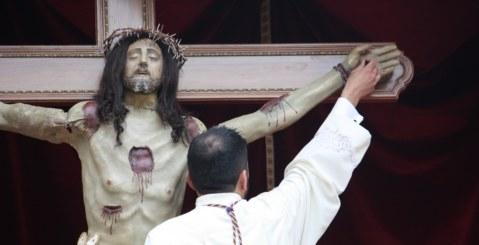 """""""A calata ra testa"""" del Venerdì Santo"""