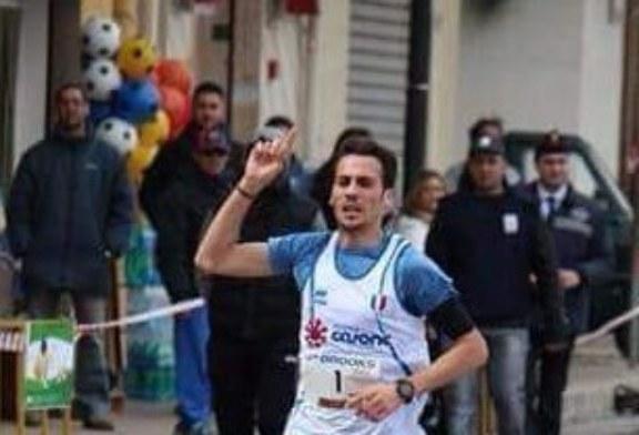 Alla StraPalermo è trionfo misilmerese, vince Vincenzo Agnello