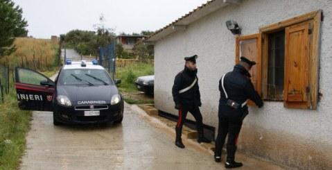 Arrestato pensionato per detenzione di arma clandestina